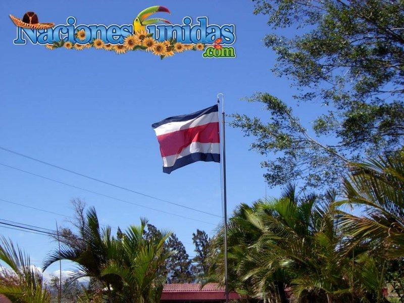 bandera costarrisence