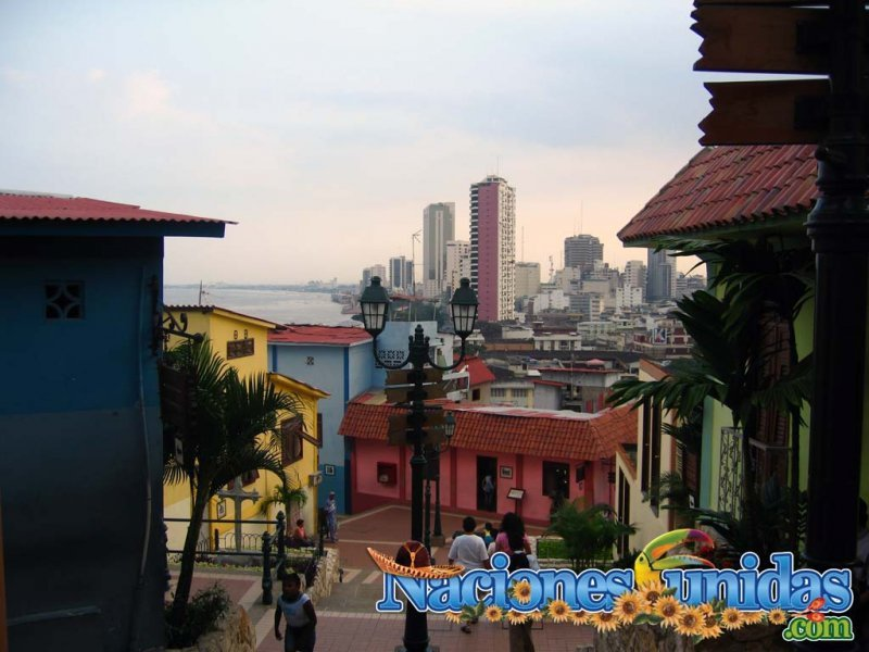 barrio las penas guayaquil v