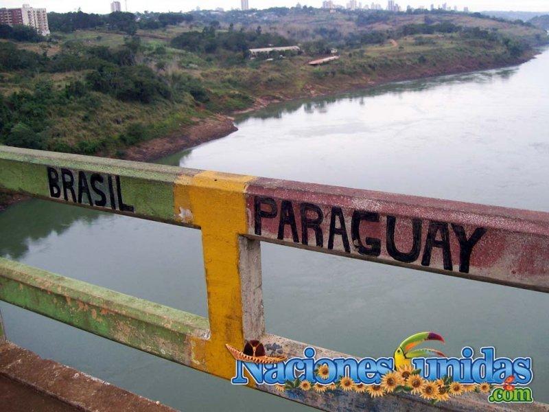 brazil paraguay