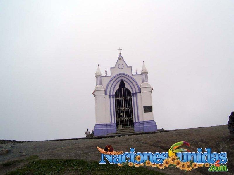 capilla del pico del aguila