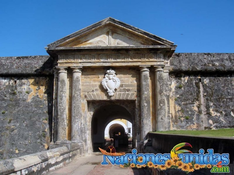 castillo san felipe del morro en san juan ii