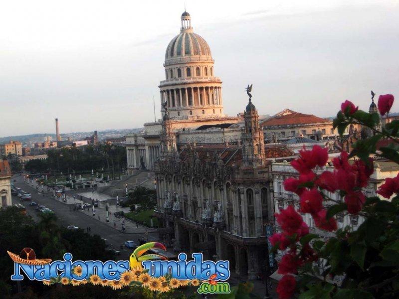 gran theater capitolio in havana cuba