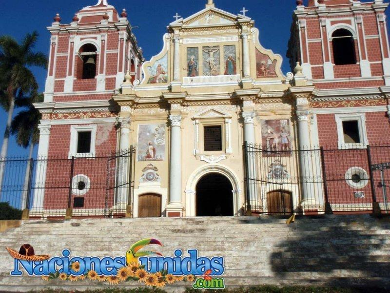 iglesia nicaragaua