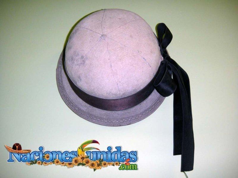 sombrero andino
