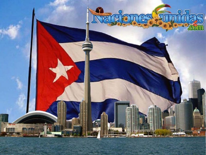 toronto cuba flag