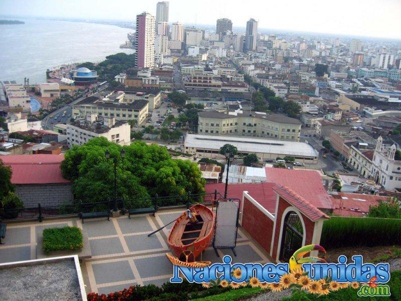 vista de guayaquil