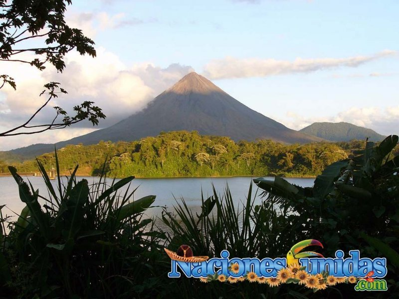 volcan tabacon